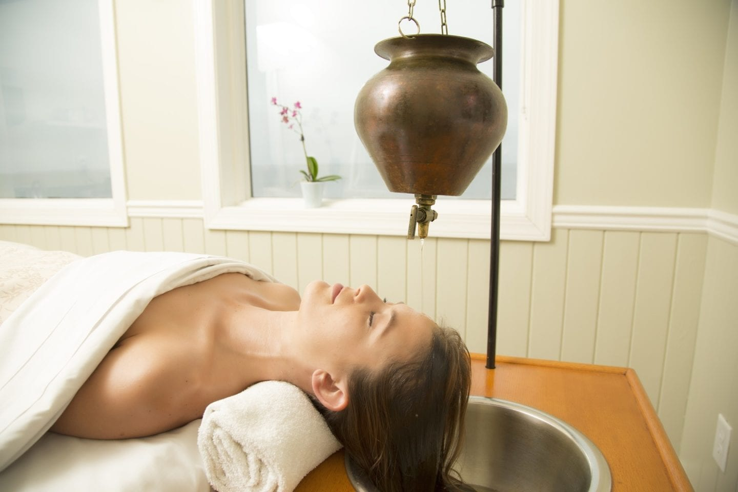 Ayurveda at AQUA Spa