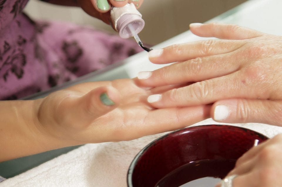 Manicure Specials at AQUA Spa