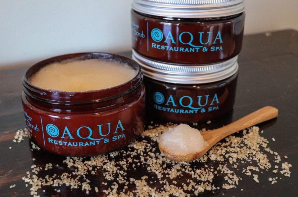 AQUA Spa Coco Mango Scrub