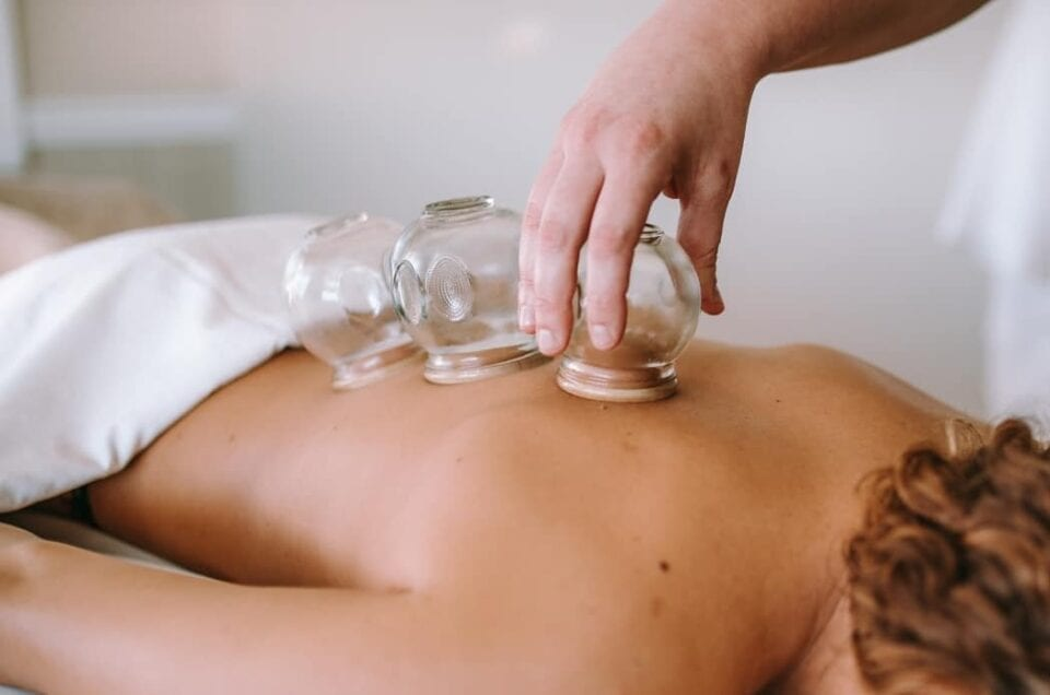 AQUA Spa Massage Cupping Duck NC